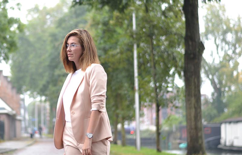 Zara Pink Suit 3
