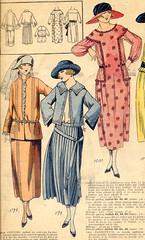 Les Dernières Modes de Paris