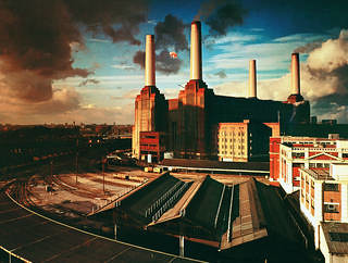 'Animals', album cover art, Roger Waters, 1977. © Pink Floyd Music Ltd