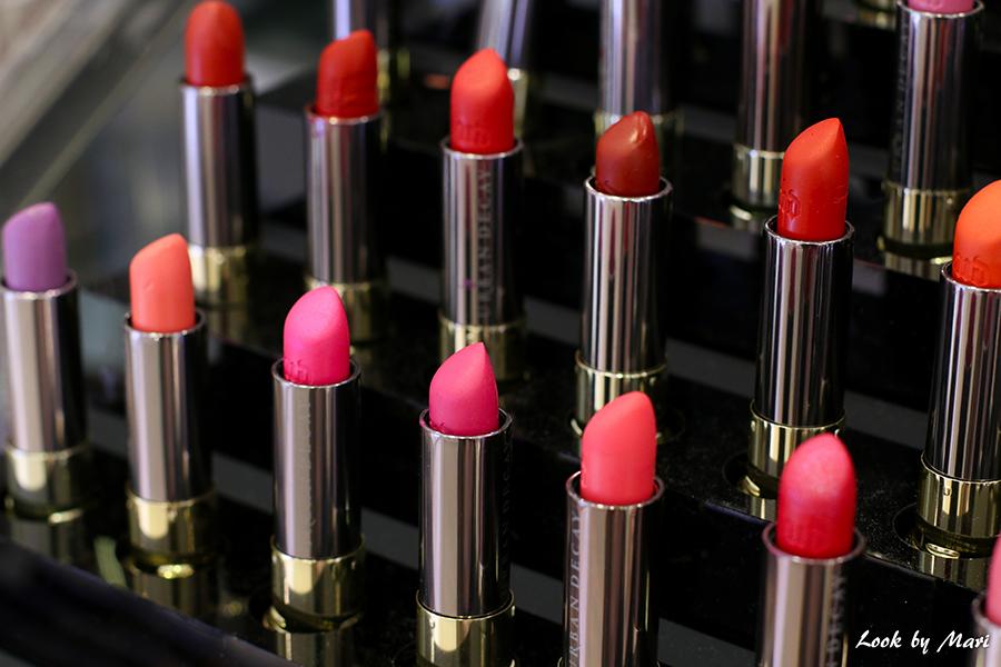 3 Urban Decay Sokos Vice lipstick