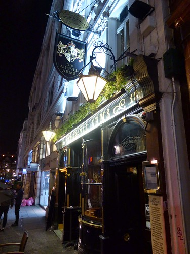 Argyll Arms, Oxford Street
