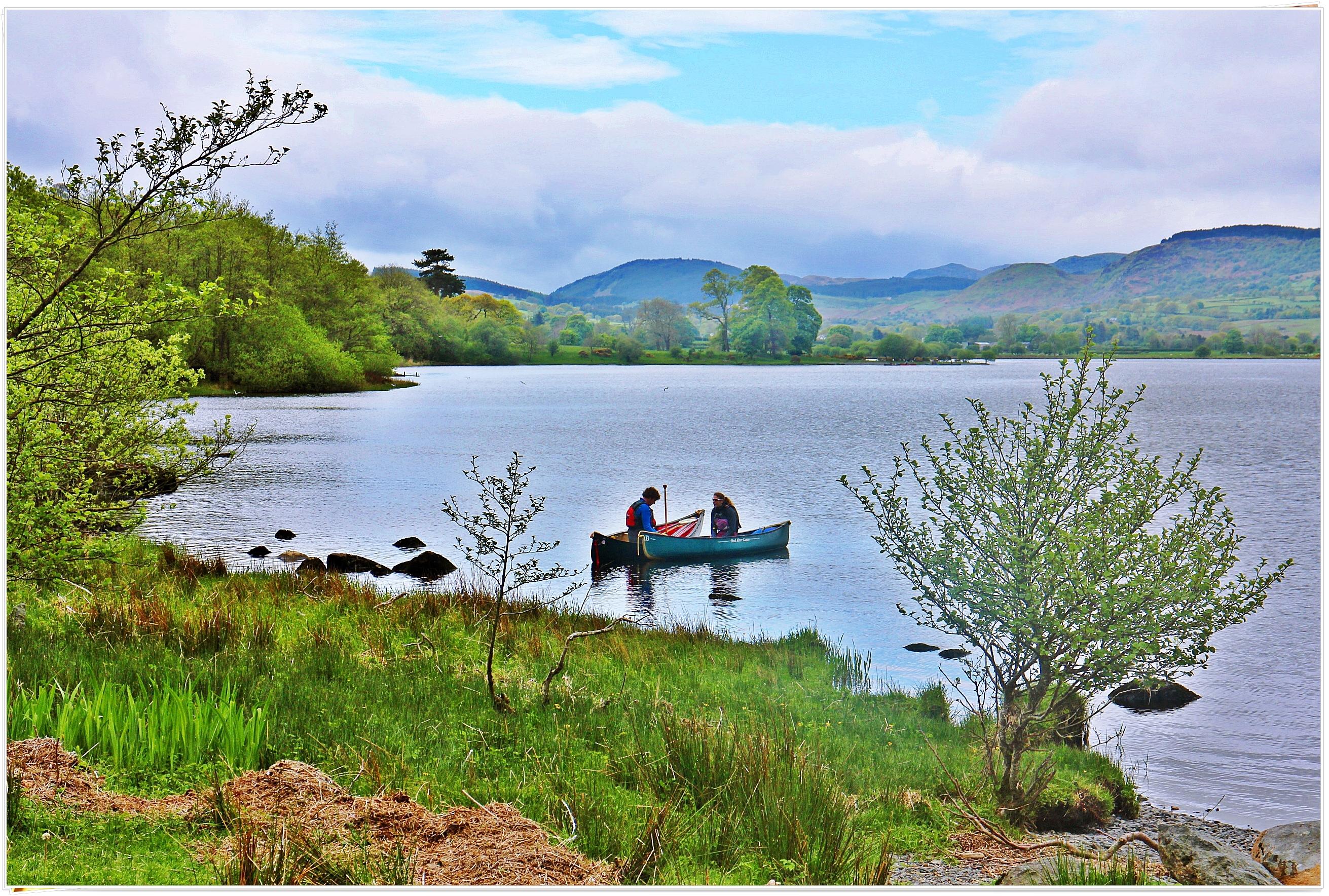 Bala Lake, Snowdonia, Wales - 2015