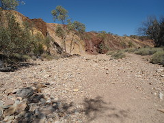 Red Centre Holiday 2016: Day 13 - Ochre Pits