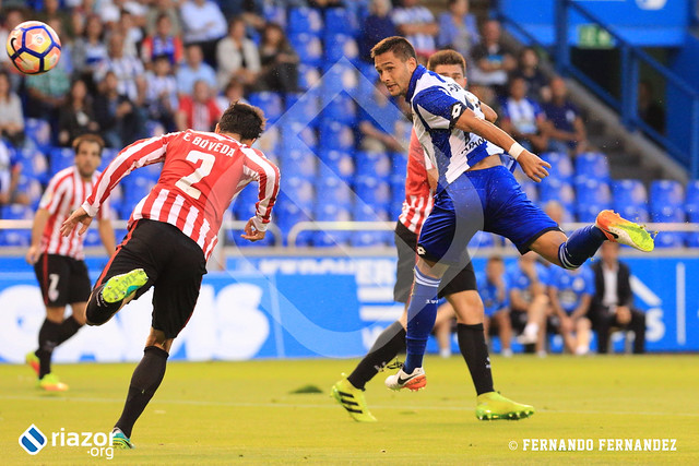 Jornada 3ª. RC Deportivo - Athletic Club