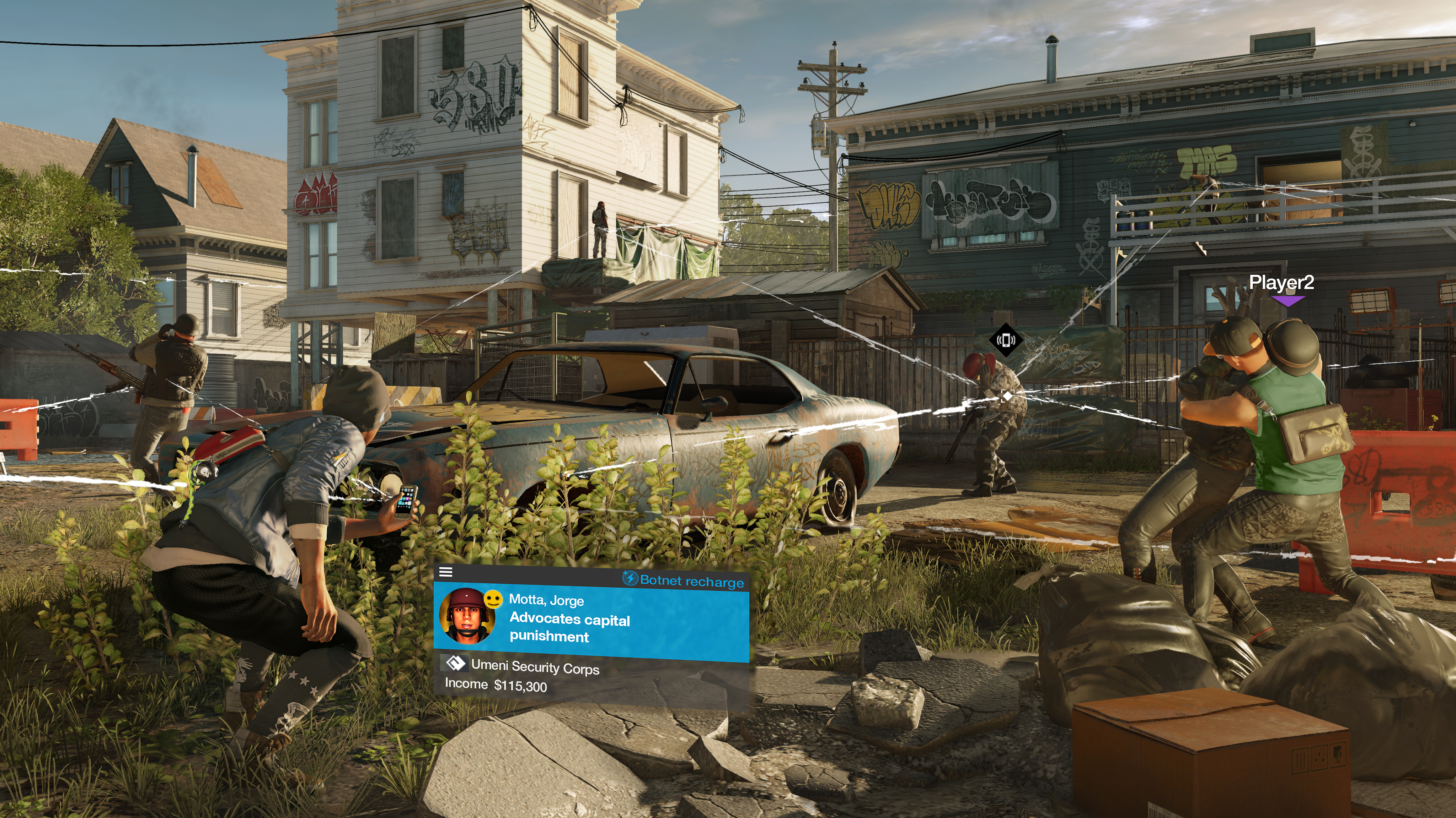 Watch Dogs 2 Bounty Mode reveal