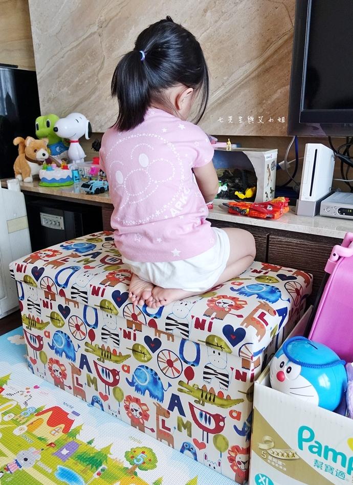 33 isufu舒福家居 寵物窩 收納椅凳