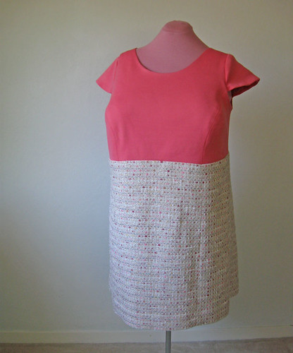 boucle dress only