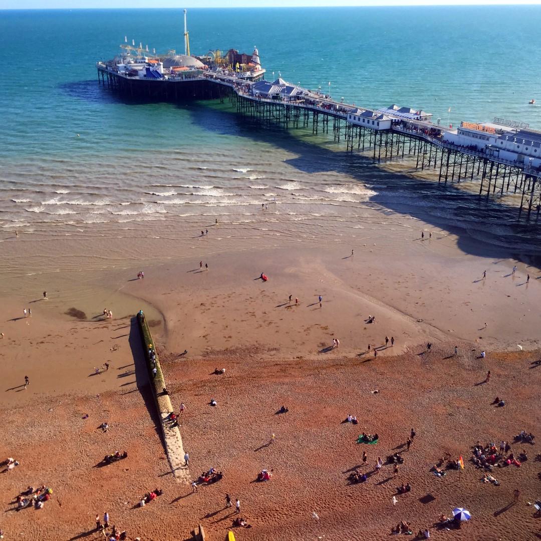 Orgullo Gay de Brighton brighton - 28867406276 f261f35d4c o - Brighton, la playa de Londres