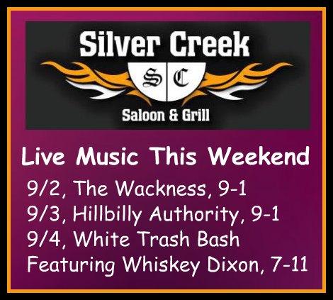 Silver Creek Poster 9-2-16