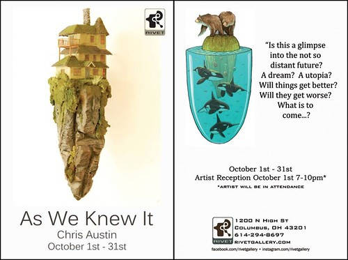 As We Knew It Chris Austin 1