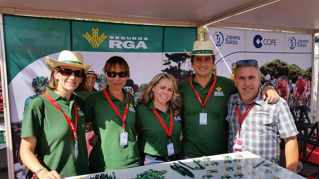 Etapa 21 La Vuelta 2016 (Las Rozas - Madrid)