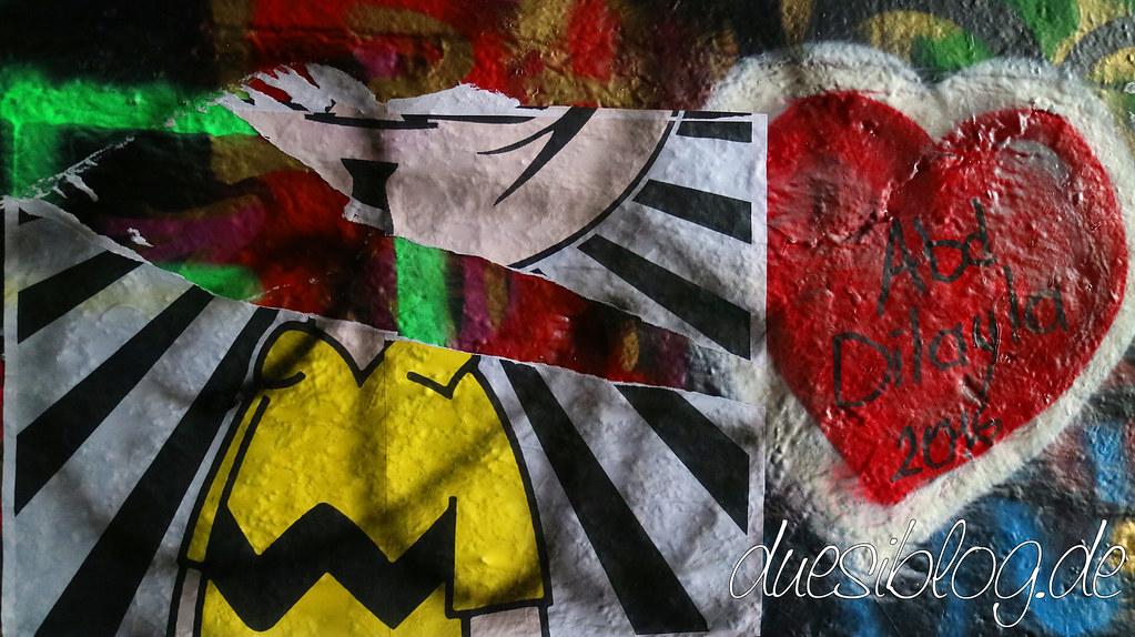 Gent Graffitistrasse Werregarenstraat duesiblog