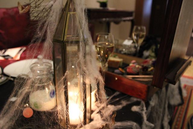 Halloween afternoon tea Lancaster Hotel (10)
