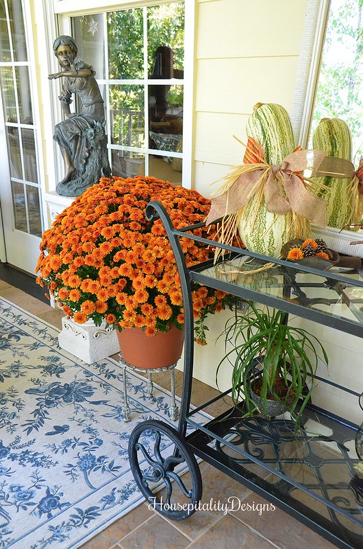 Mums - Tea Cart - Housepitality Designs