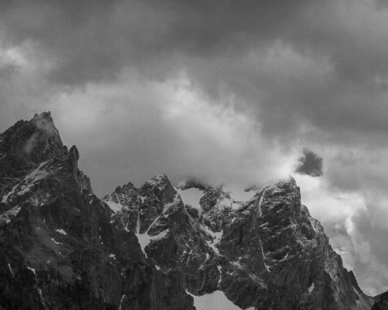 8x10 Tetons  bw Grand Teton National Park  IMG_6982
