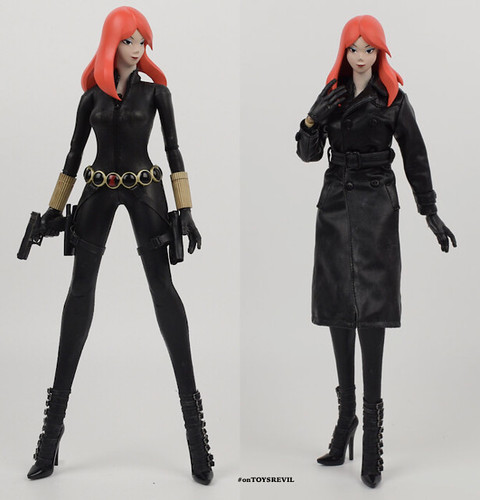 BLACK WIDOW ThreeA Toys 1