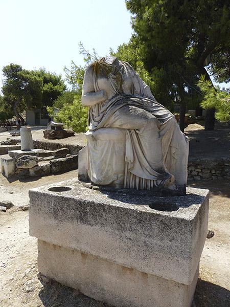 le cimetière du céramique 4