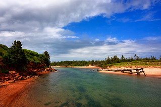 PEI Beach Scenery - HDR | by freestock.ca ♡ dare to share beauty