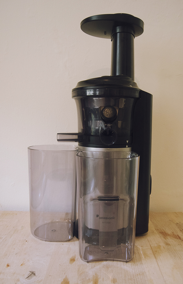 Panasonic MJ-L500 juicer