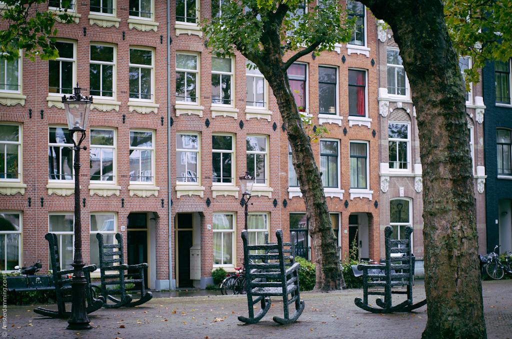 Amsterdam, October Rain