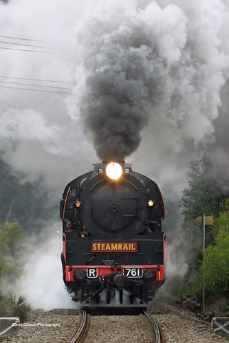 Steamrail R761 | by Australian Trains