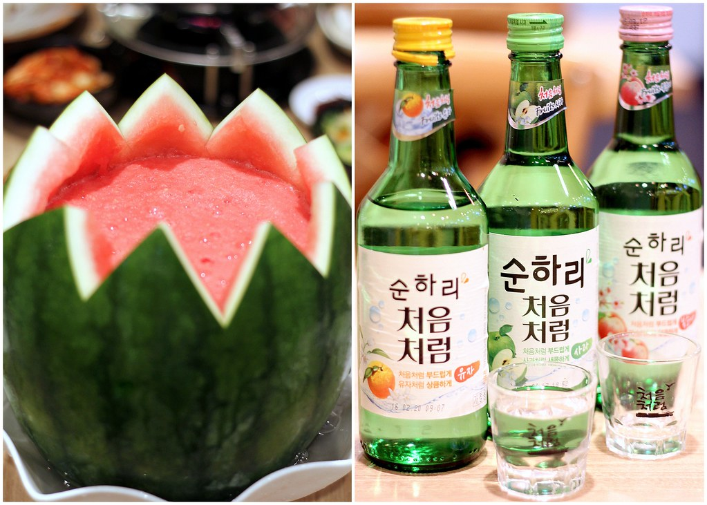 Guksu Restaurant: Korean Soju Watermelon Soju