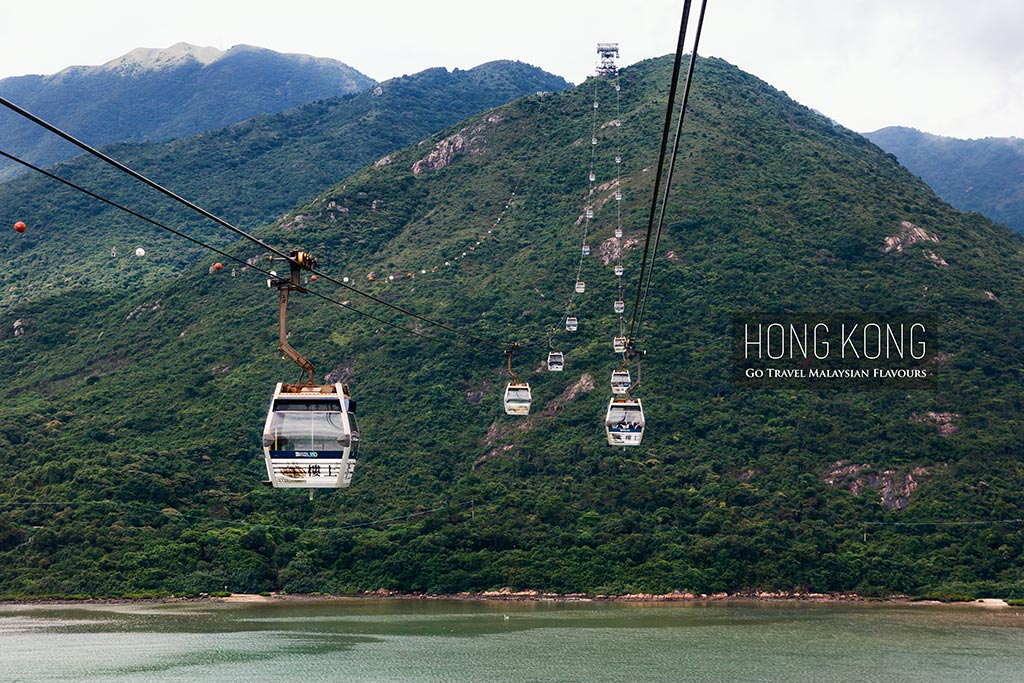 Ngong Ping 360 Crystal Cable Car