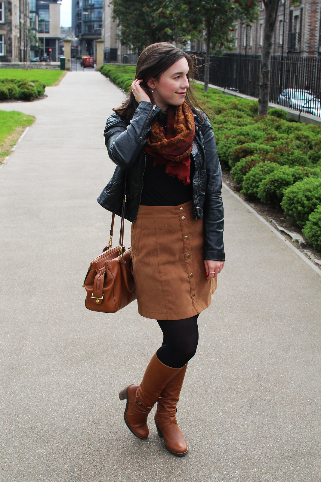 The Little Things fashion blogger Edinburgh UK Scotland