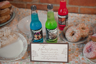 Personalized Jones Soda | by darlinsdesserts - vegan treats