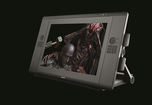 Wacom Cintiq 24 HD Touch