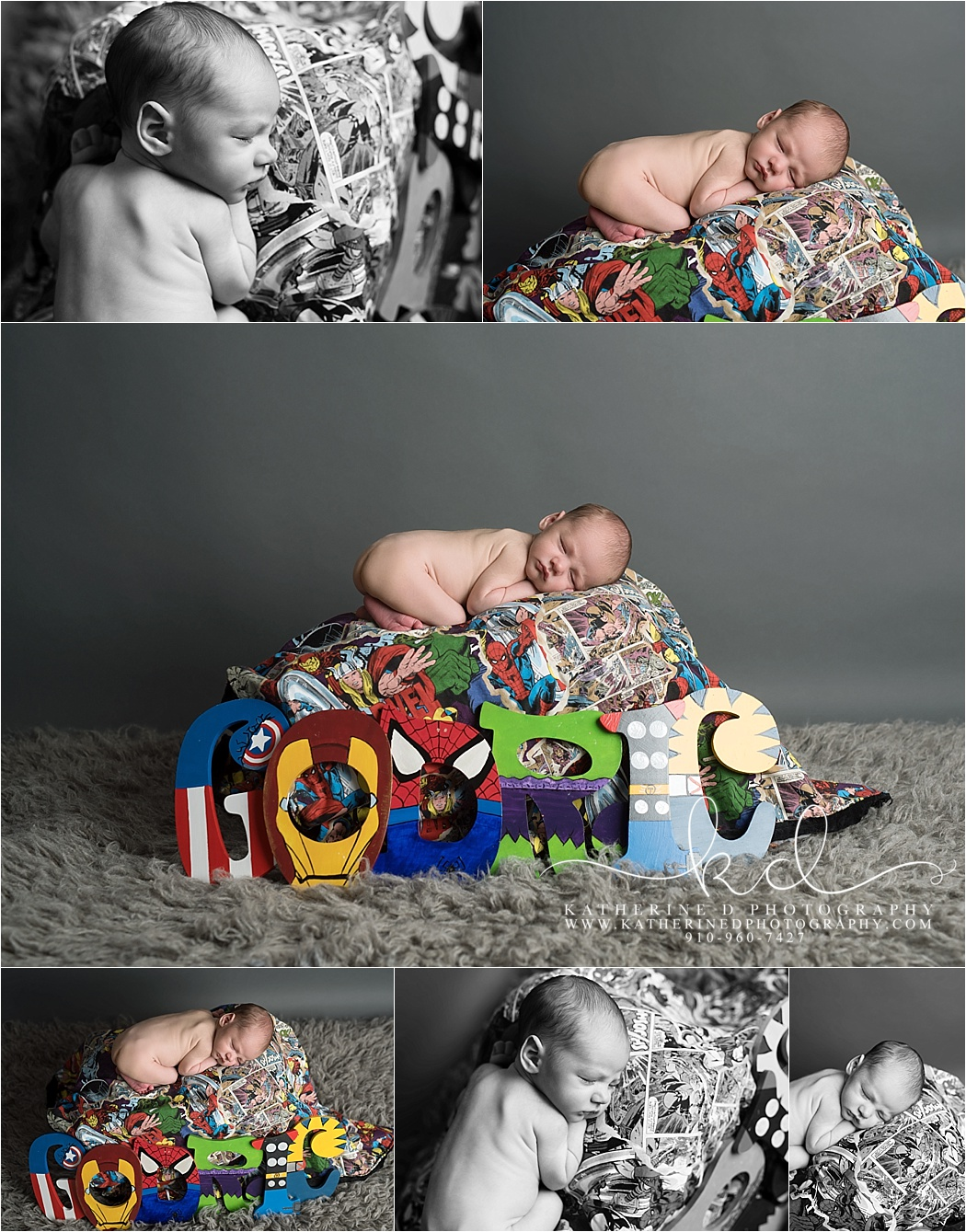 Fayetteville NC Newborn Photographer_0320