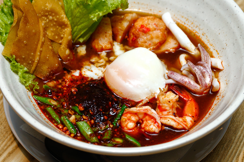 Streat Thai Seafood Tom Yum Noodle