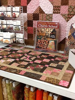 Country Threads Goes to Charm School | by Martingale | That Patchwork Place
