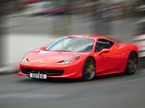458 Italia at speed | by kenjonbro