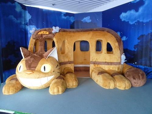 ジブリの大博覧会 ネコバス
