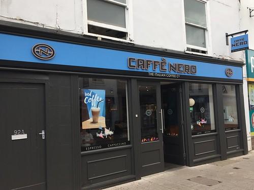 Caffe Nero, Sudbury