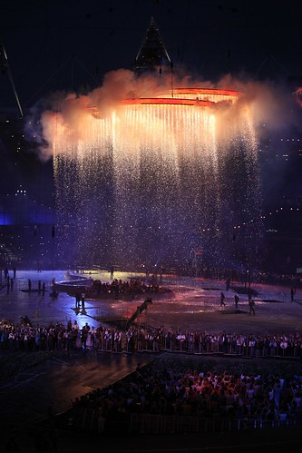 London 2012 Olympic Opening Ceremony | by shimelle