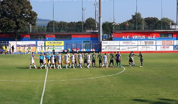 Virtus Verona-Abano 0-0: Cottignoli frena i rossoblu!