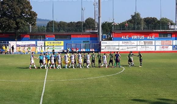 Virtusvecomp - Abano Calcio Serie D