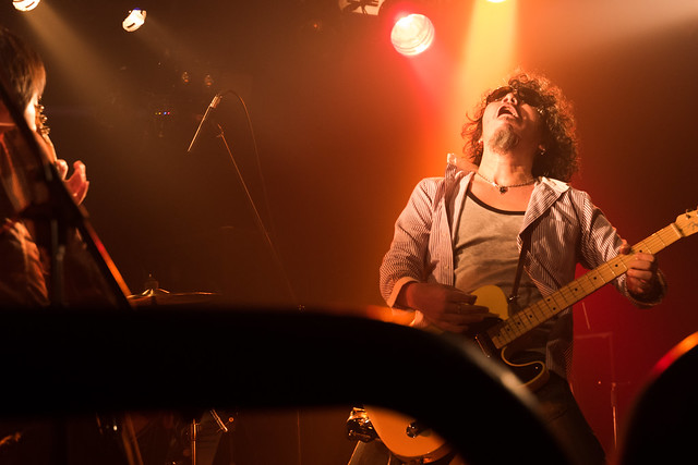 THE NICE live at 獅子王, Tokyo, 15 Sep 2016 -1010226