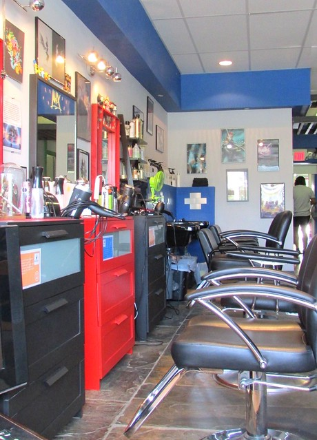 B-Bombshell Salon, New Westminster, BC
