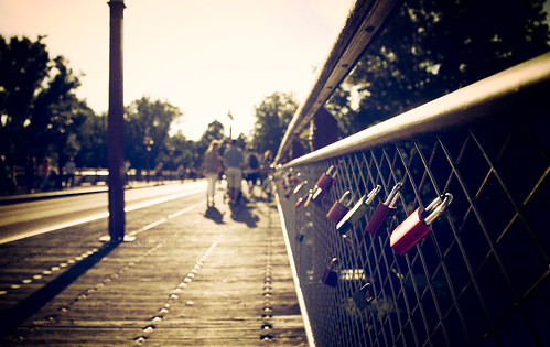 Love Padlocks | by One_Penny