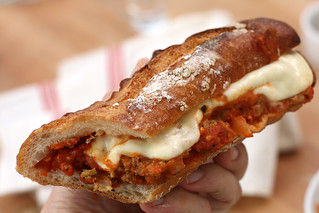 meatball sub | by David Lebovitz