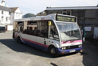 53007 - First Devon and Cornwall - W807PAF | by lazy south's travels