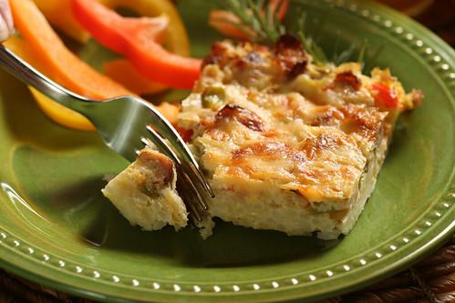 savory brunch casserole