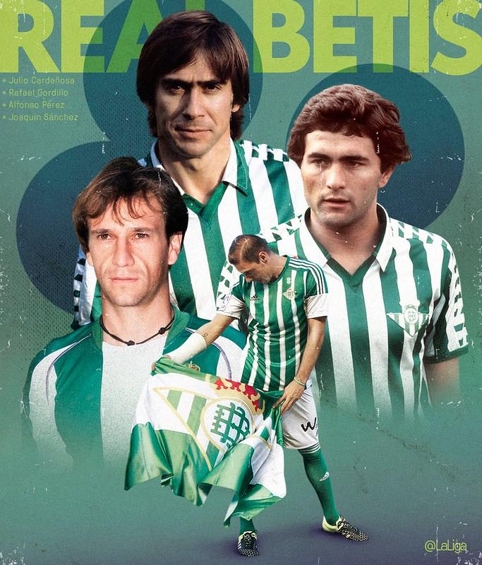 El Real Betis cumple 109 años