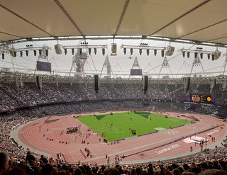 olympic stadium wide 2012 | by chrisdb1
