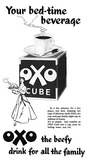 1955 Oxo ad | by totallymystified