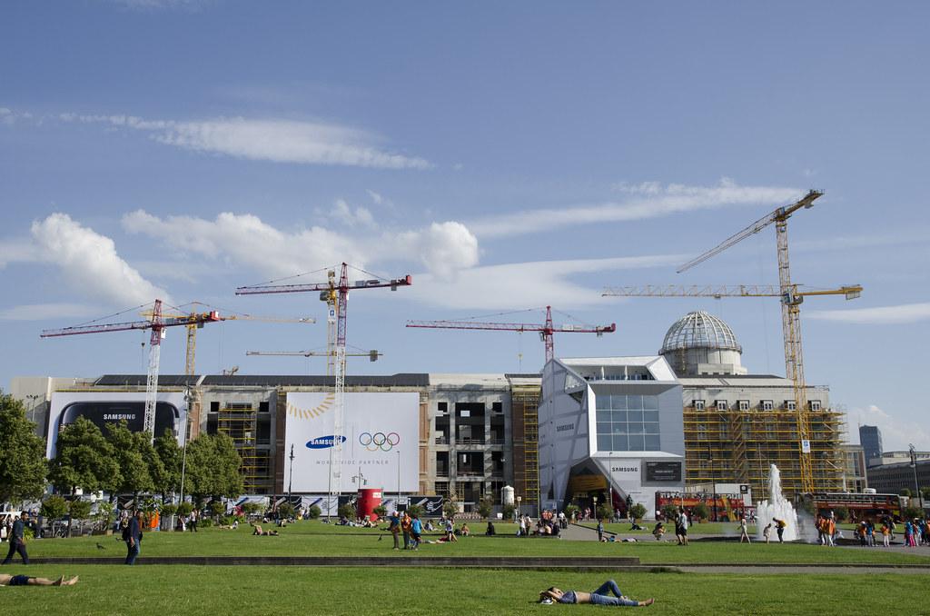 Palais de la République - Berlin