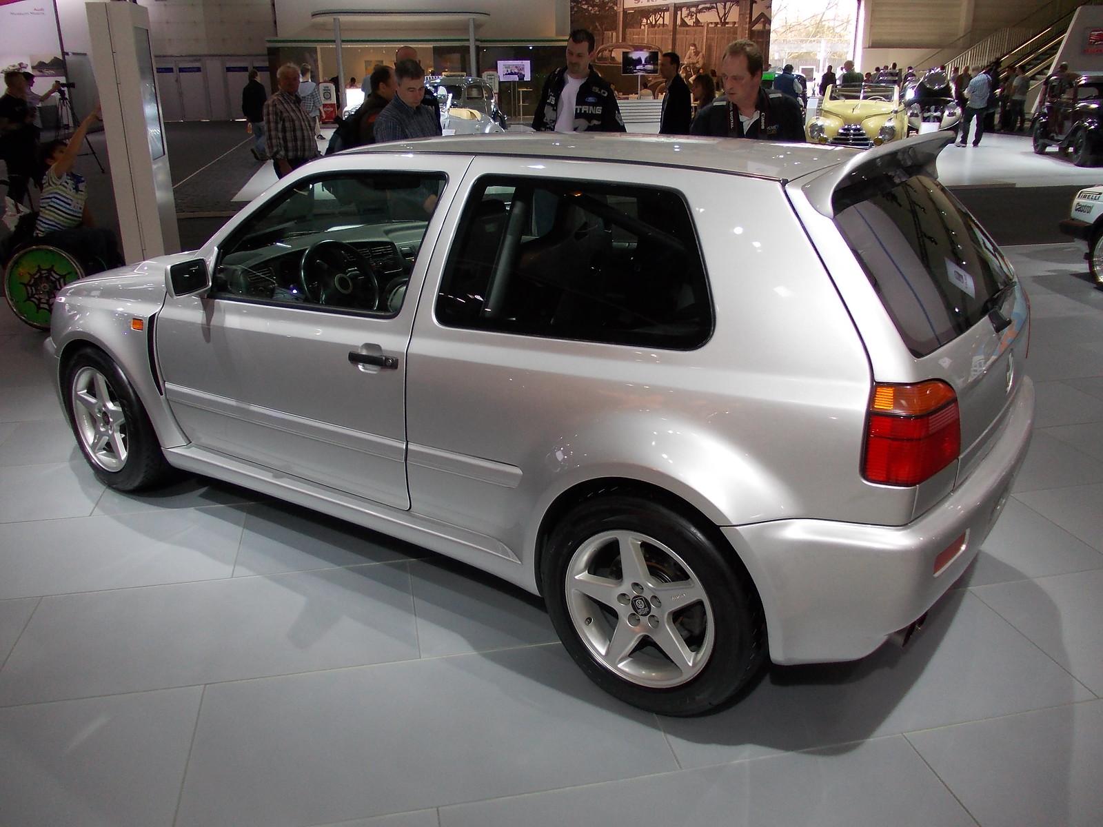 VW Golf III A59 Rallye Prototype 1993 -2-
